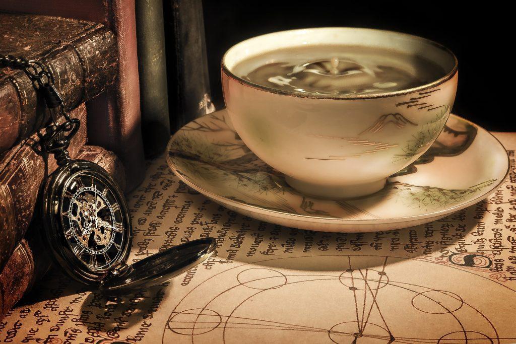 Odkritje kave